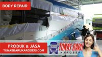 Repair Body Cat Kendaraan & Bus